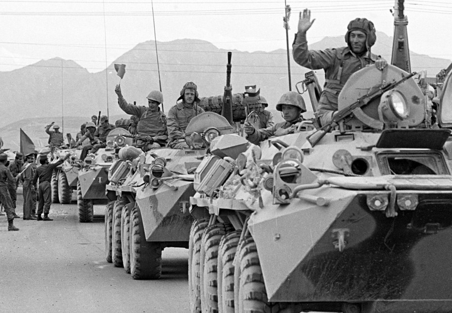 american intervention in soviet afghan war American international journal of soviet intervention in afghanistan and its impact on indo-afghan was nevertheless what fuelled the soviet-afghan war.